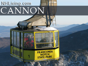 Cannon Tramway, Franconia Notch State Park, White Mountain National Forest New Hampshire