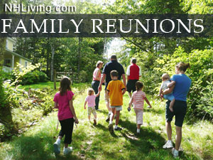 New Hampshire family reunions