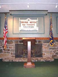 Dixville Notch New Hampshire Voting