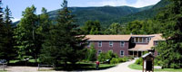 Appalachian Mtn Club Pinkham Notch Visitor Center White Mountains New Hampshire attraction