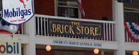 Brick Store, Bath NH, White Mountains New Hampshire attraction