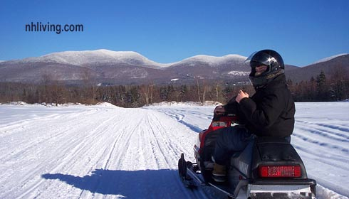 Snowmobiling, White Mountain Snowmobile Trail Reports, Snowmobiling, Snowmobile Trails