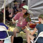 Pemi Valley Bluegrass Festival, annual White Mountain New Hampshire event