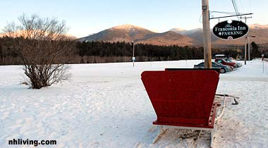 NH Weddings, New Hampshire Wedding Desintations include A NH Sleigh Ride, Sleigh Rides, NH Winter Activity for your NH Wedding Destination, New England Destination Weddings, White Mountain Destination Weddings