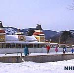 North Conway in the Mount Washington Valley of NH