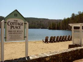 Cottage Place on Squam Lake NH