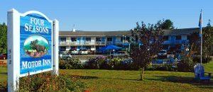 Twin Mountain NH Motel Lodging At Four Seasons