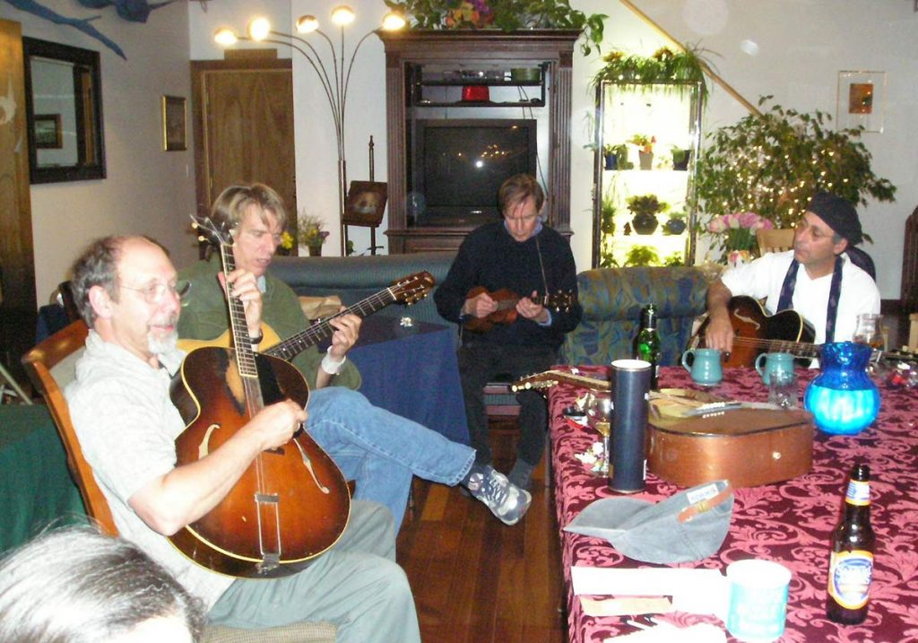 Bring your friends or meet new ones at a music retreat vacation.