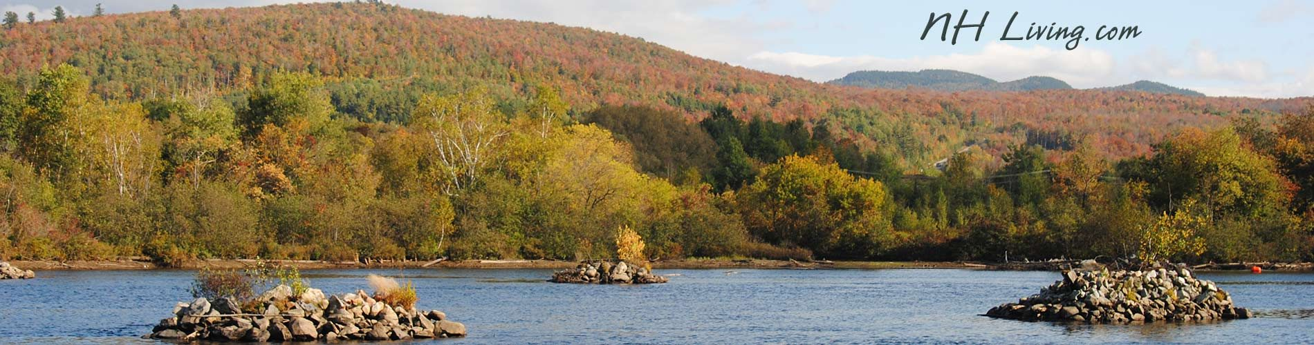 NH Autumn Vacation Fall Foliage Tours White Mountain Attractions New Hampshire