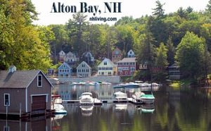 Alton Bay NH Lakefront