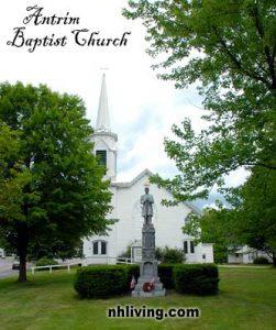 Antrim NH Church