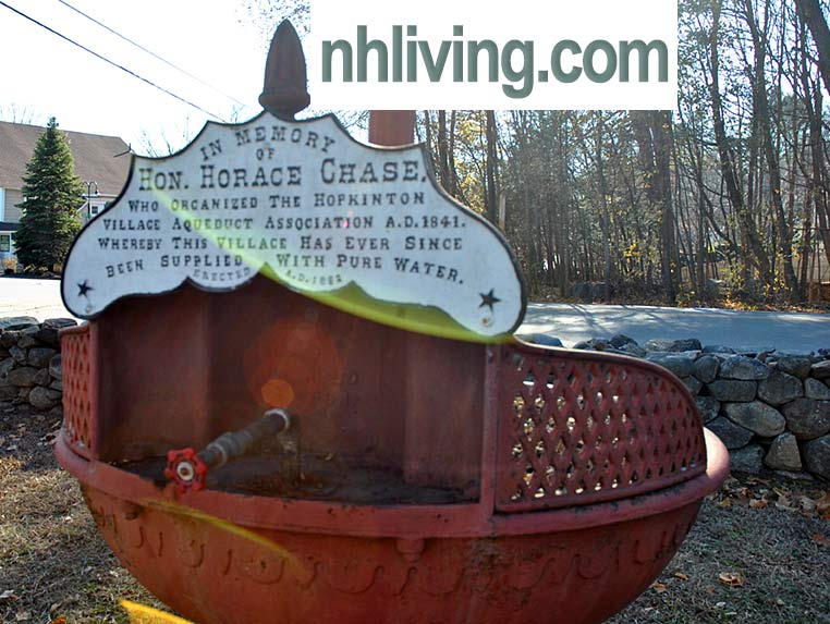 In Memory of Horace Chase - Hopkinton NH History