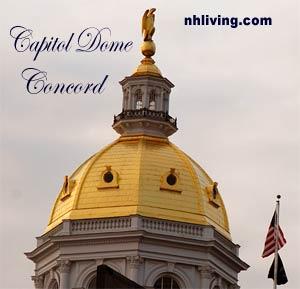 Capital Dome Concord New Hampshire