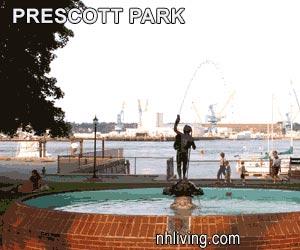 Prescott Park Portsmouth NH Photos Slideshow