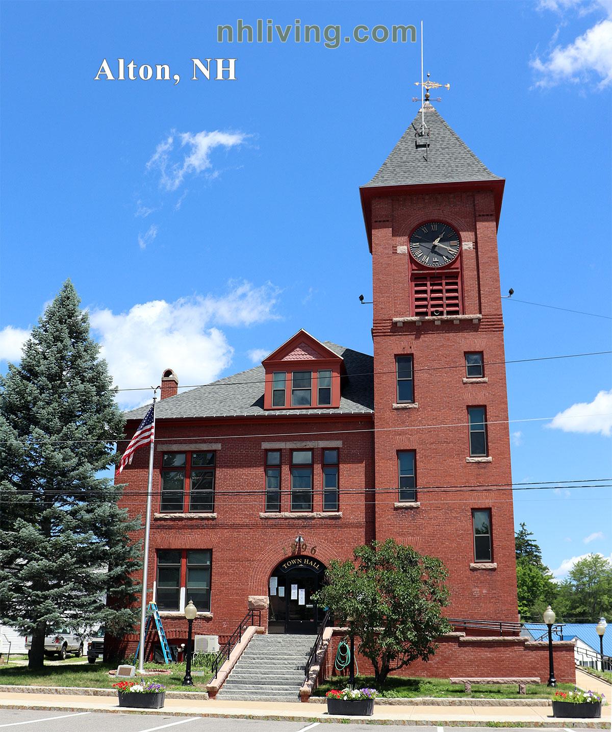 Alton Town Hall