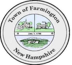 Farmington New Hampshire Town Seal