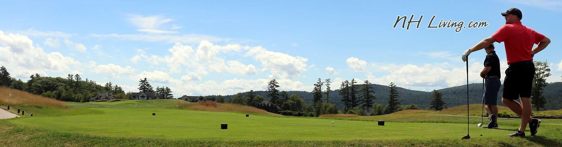 NH Golf Vacations, White Mountain NH Resorts