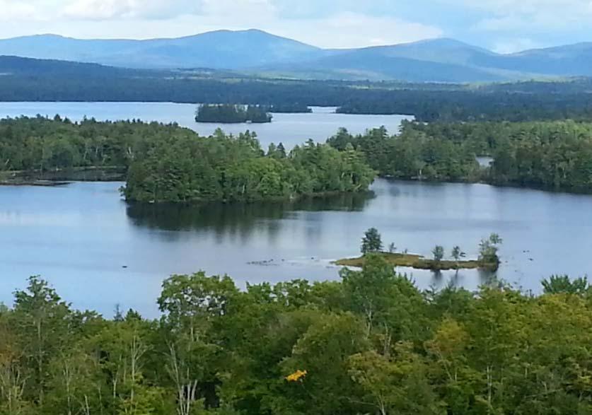 Lake Umbagog Errol NH