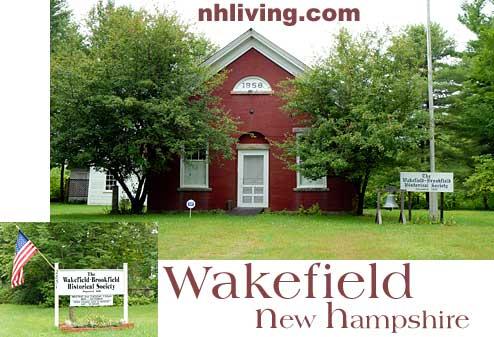 Wakefield NH Visitors