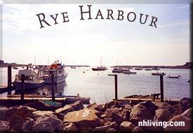 NH Seacoast Region Rye Harbour