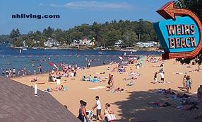 Weirs Beach NH